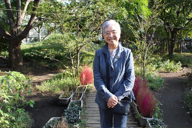 上遠恵子さん講演再録「いのち」に軸足を置いて